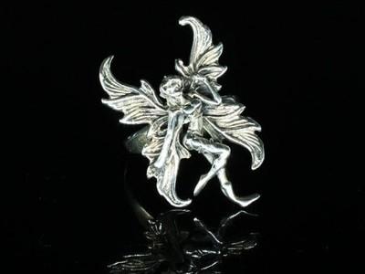 妖精シルバーリング